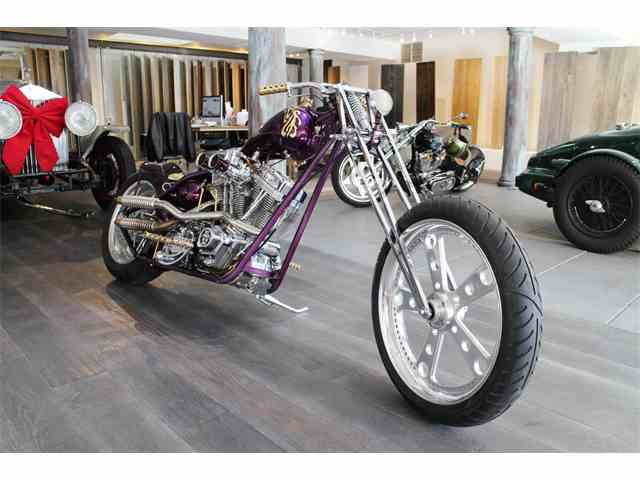 2008 Full Custom Purple Rain Bike | 939035