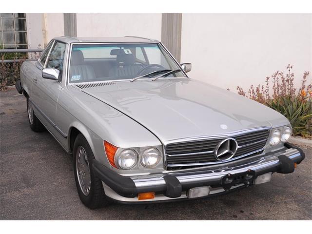 1987 Mercedes-Benz 560SL | 939036