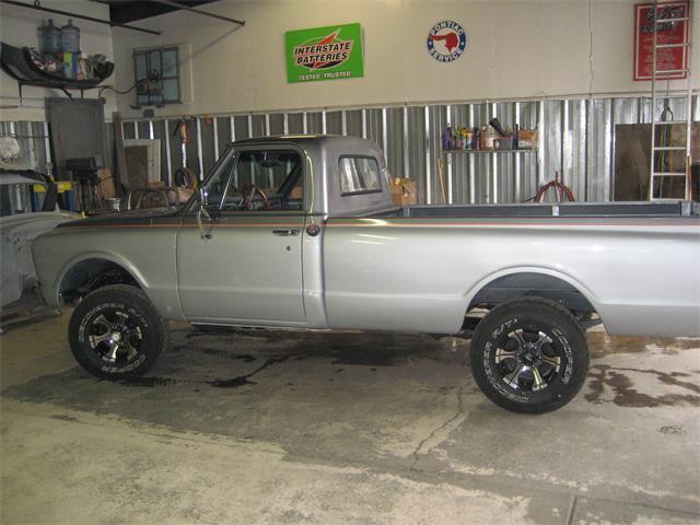 1967 Chevrolet K-10 | 939054