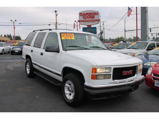 1999 GMC Yukon | 939059