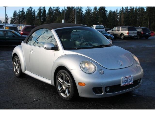 2004 Volkswagen New Beetle Convertible | 939061