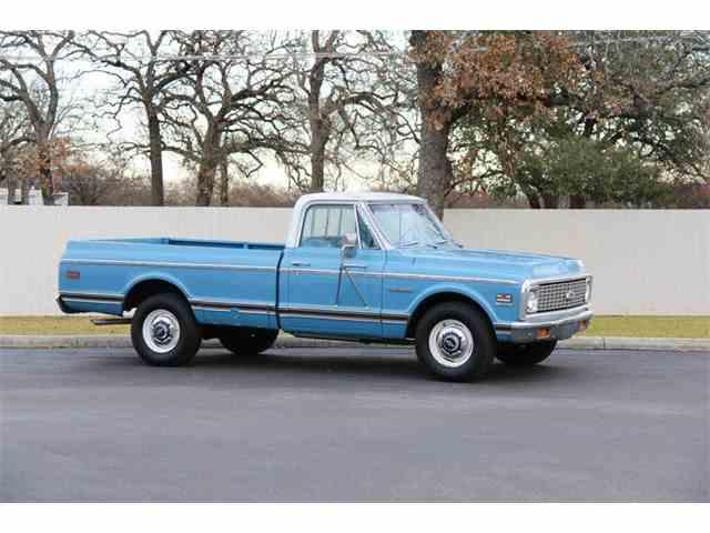 1971 Chevrolet C/K 20 | 939066
