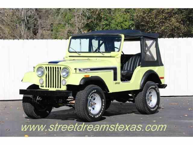 1974 Jeep CJ5 | 939069