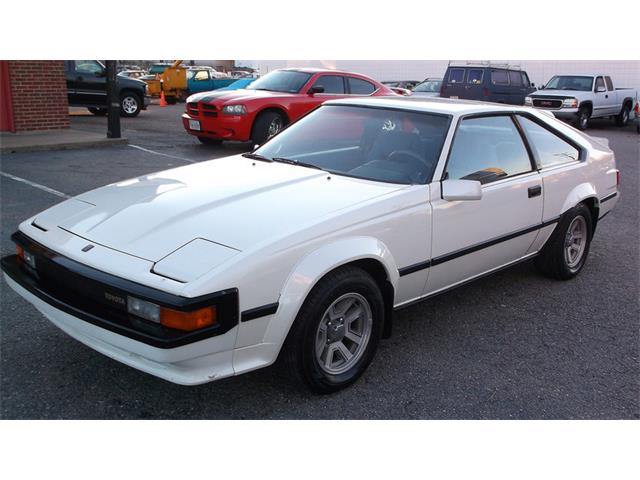 1985 Toyota Supra | 930907