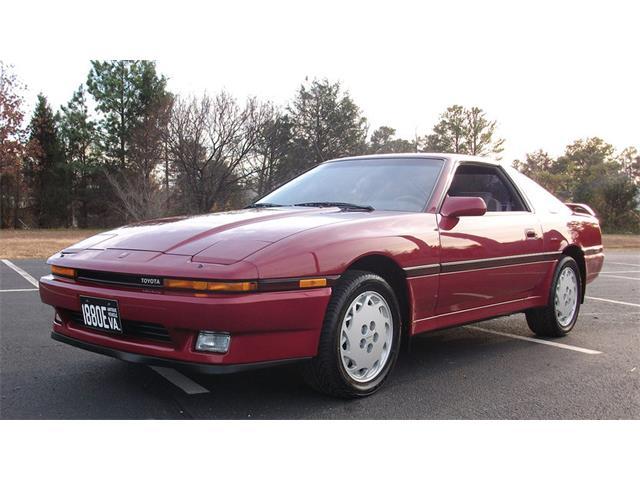 1987 Toyota Supra | 930908