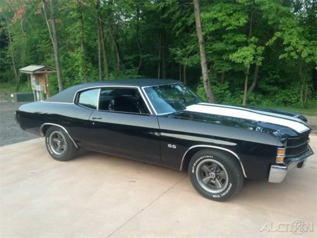 1971 Chevrolet Chevelle | 939084