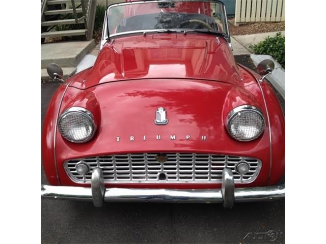 1962 Triumph TR3B | 939085