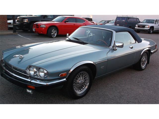 1989 Jaguar XJS | 930909