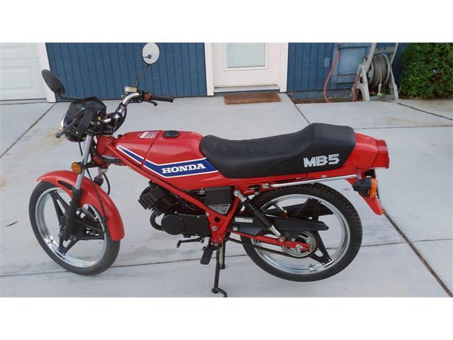 1982 Honda MB5 | 939116