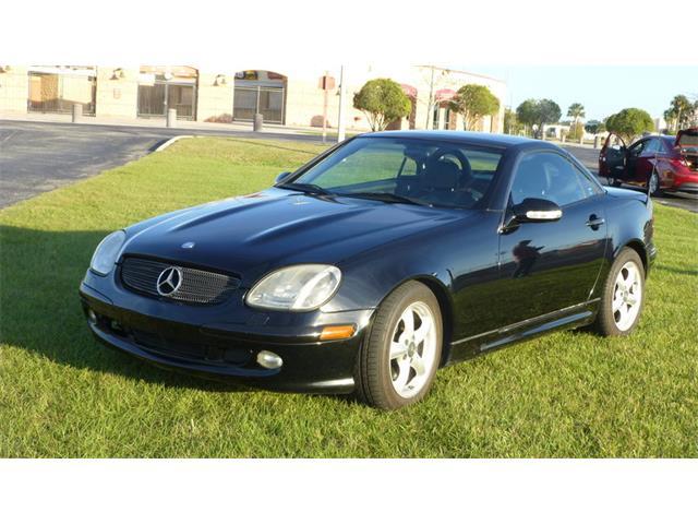 2004 Mercedes-Benz SLK320 | 939150