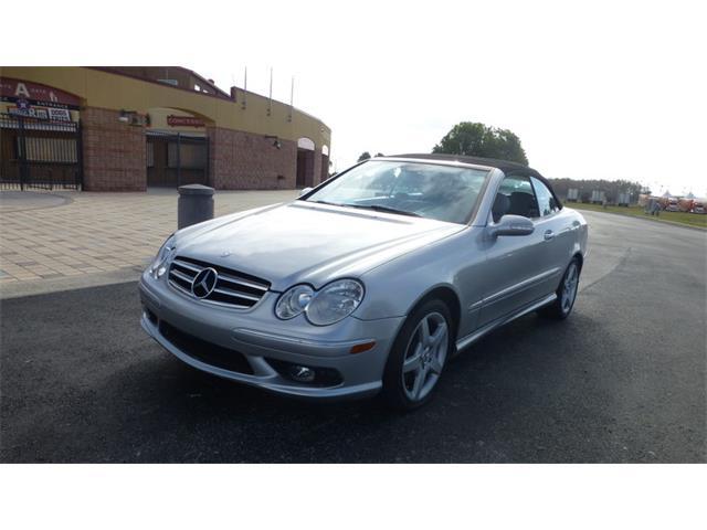 2005 Mercedes-Benz CLK500 | 939154
