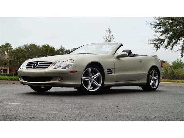 2003 Mercedes-Benz SC500 | 939157