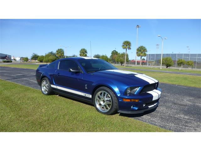2008 Shelby GT500 | 939168