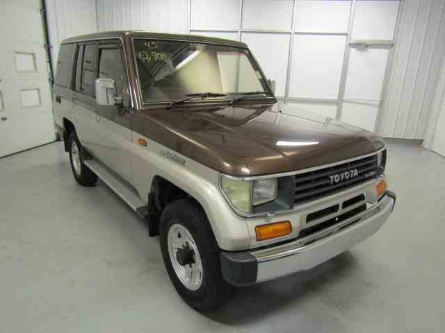 1991 Toyota Land Cruiser FJ | 939174