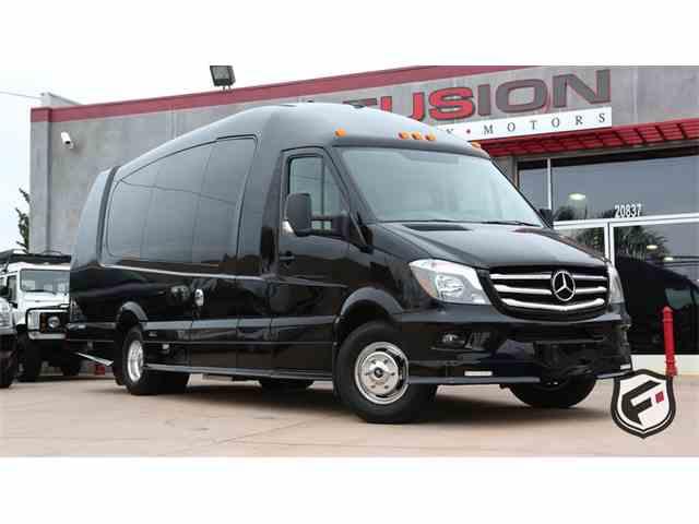 2015 Mercedes-benz Sprinter Mauck 2 | 939176