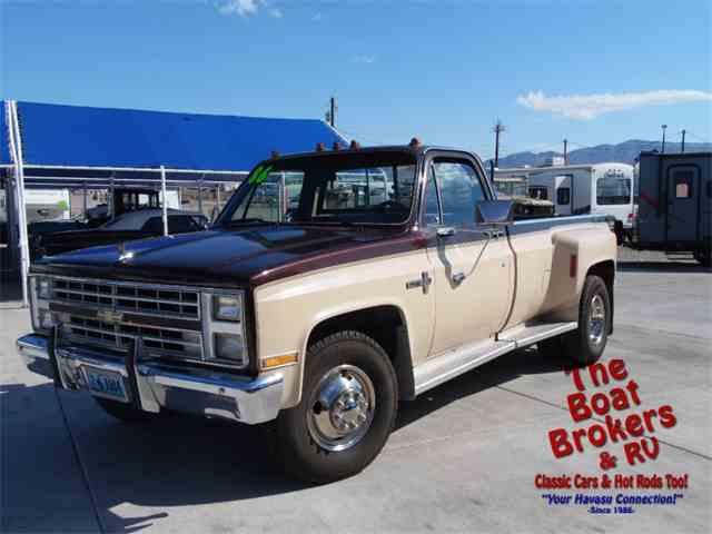 1986 Chevrolet C/K 30 | 939182