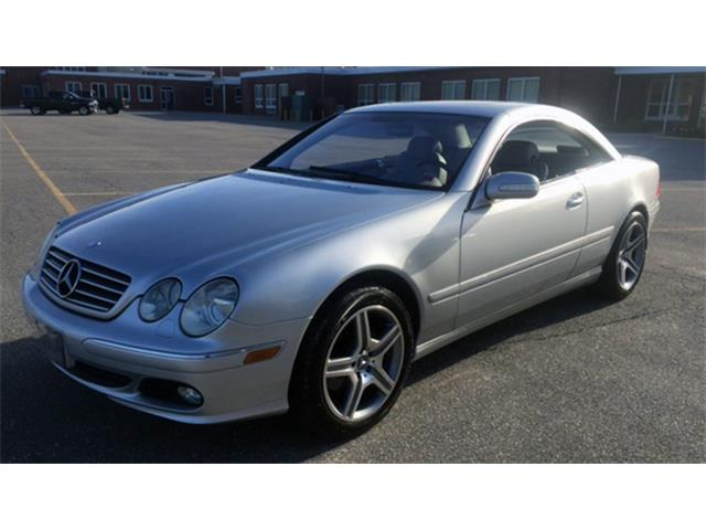 2003 Mercedes-Benz CL500 | 930919