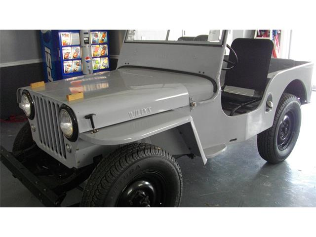 1948 Willys Jeep CJ-2 | 930920
