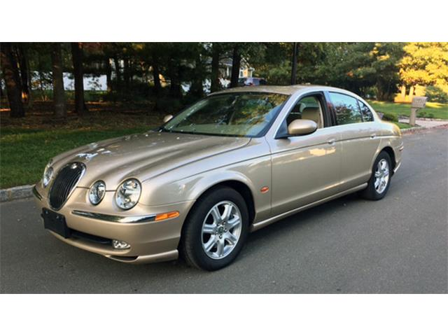 2003 Jaguar S-Type | 930921
