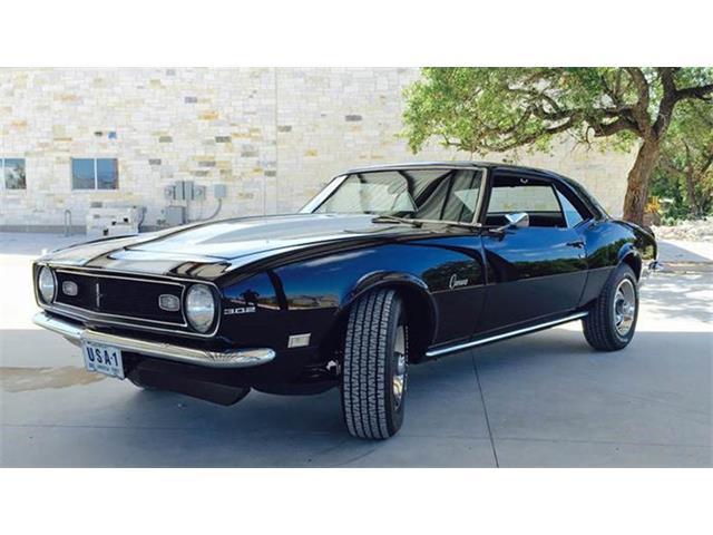 1968 Chevrolet Camaro Z28 | 930922