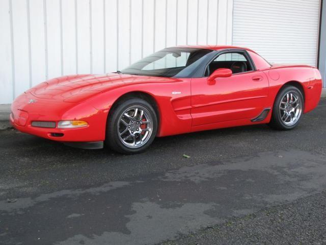 2003 Chevrolet Corvette Z06 | 939228