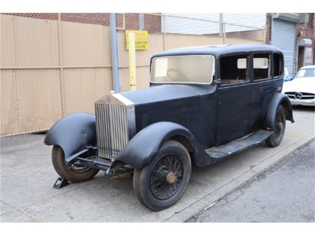 1931 Rolls-Royce 20/25 | 939234