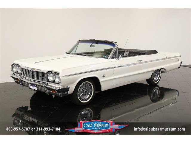1964 Chevrolet Impala Super Sport Convertible | 939259