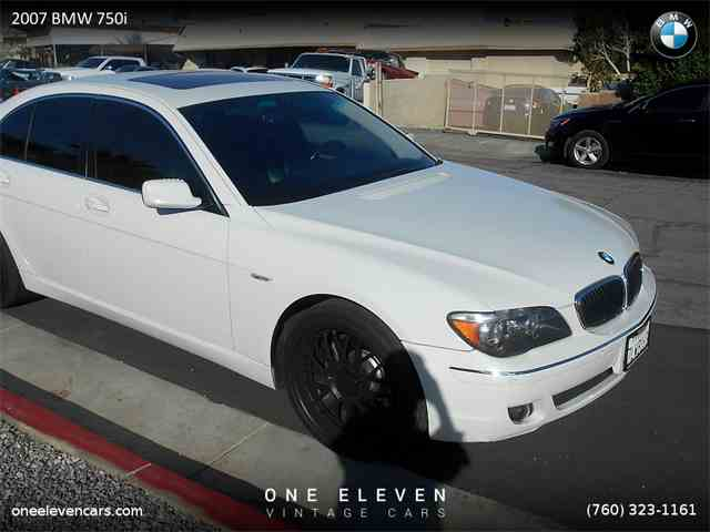 2007 BMW 7 Series | 939260