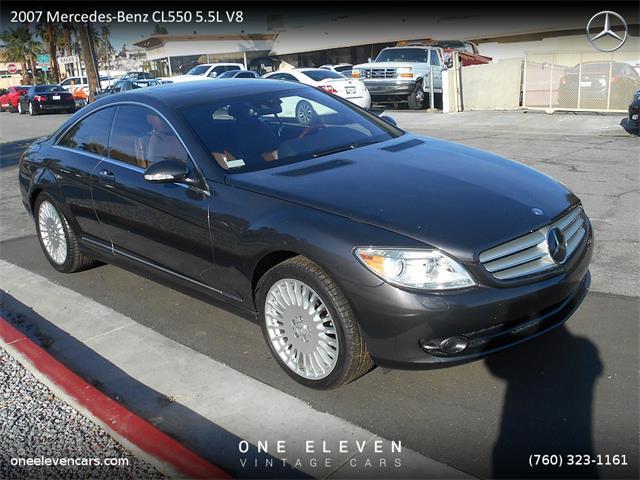 2007 Mercedes-Benz CL550 5.5L V8 | 939261
