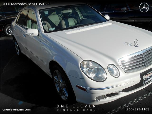 2006 Mercedes-Benz E350 3.5L | 939262