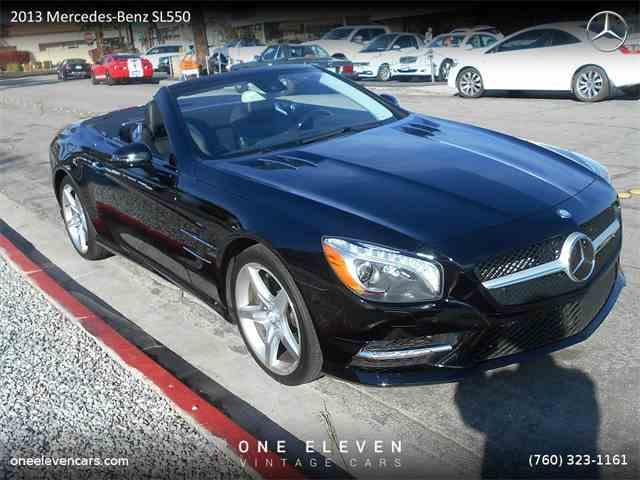 2013 Mercedes-Benz SL55 | 939263