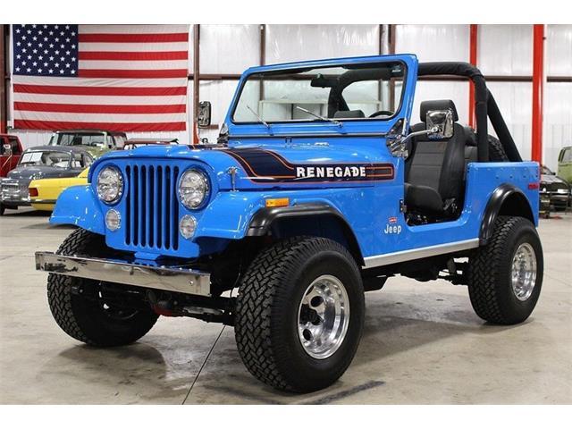 1976 Jeep CJ7 | 939264