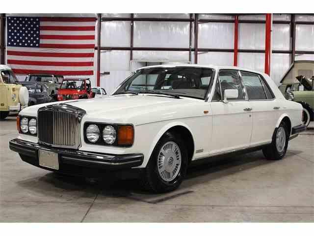 1989 Bentley Mulsanne S | 939266