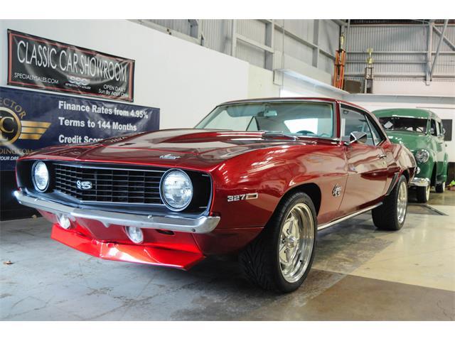 1969 Chevrolet Camaro | 939267