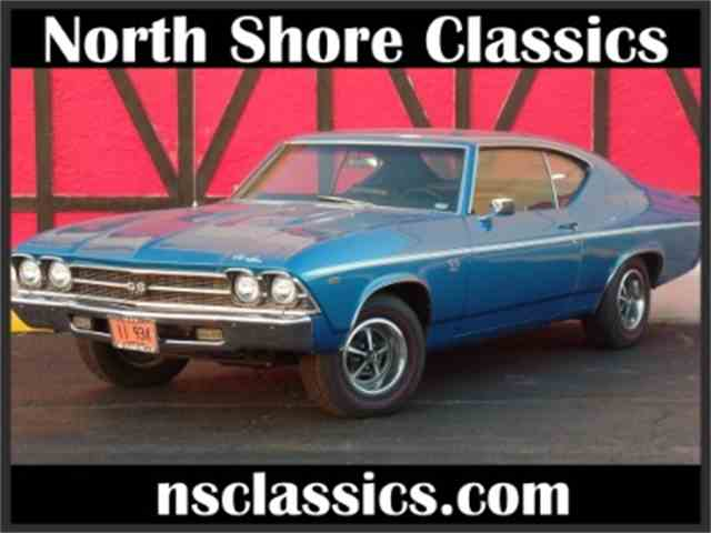 1969 Chevrolet Chevelle | 939269