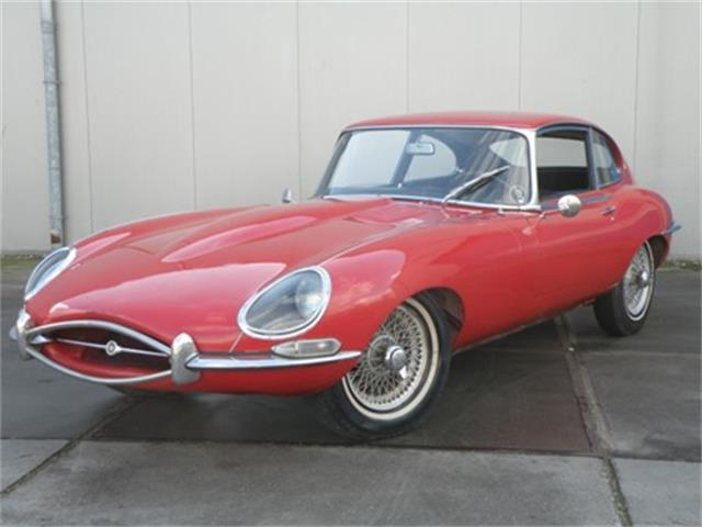 1966 Jaguar E-Type S1