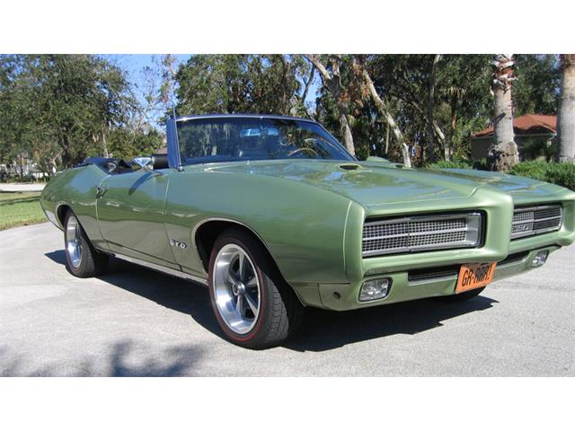 1969 Pontiac GTO | 930929