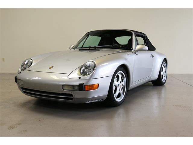 1998 Porsche 911 Carrera 4 Cabriolet | 939301