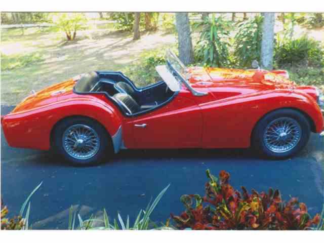 1960 Triumph TR3A | 939310