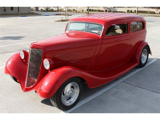 1934 Ford Tudor | 939317