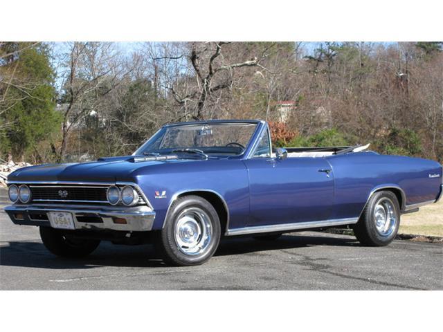1966 Chevrolet Chevelle SS   930932