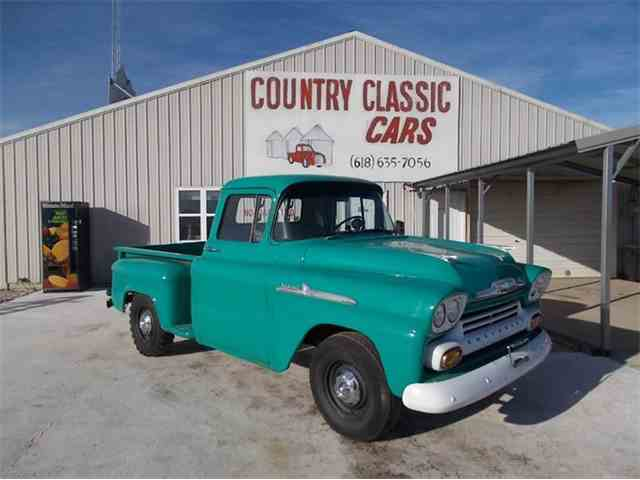 1958 Chevrolet Apache | 939324