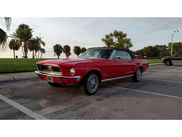 1968 Ford Mustang | 939327
