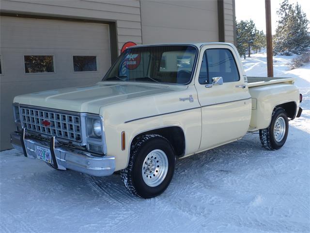 1980 Chevrolet C/K 10   939334