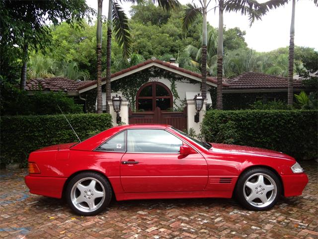 1991 Mercedes-Benz 300SL | 939335