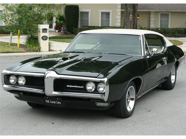 1968 Pontiac LeMans | 939346