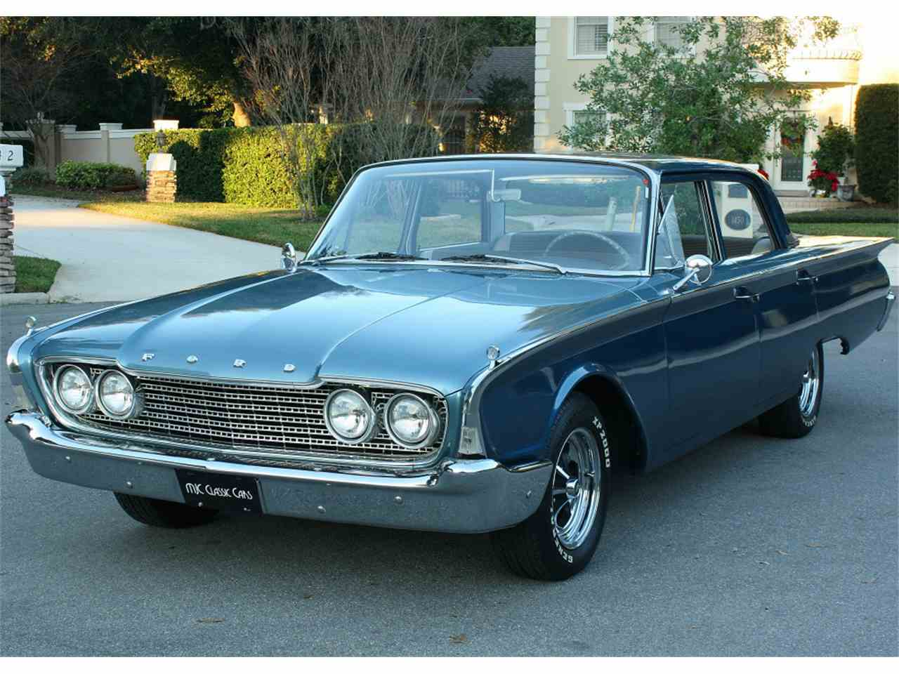 1960 ford fairlane for sale cc 939348. Cars Review. Best American Auto & Cars Review
