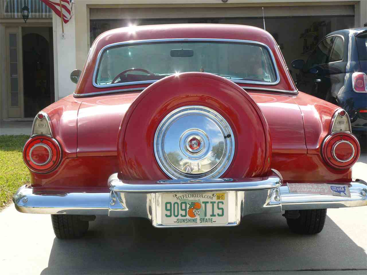 Large Picture of 1956 Ford Thunderbird - $25,000.00 Offered by a Private Seller - K4T1