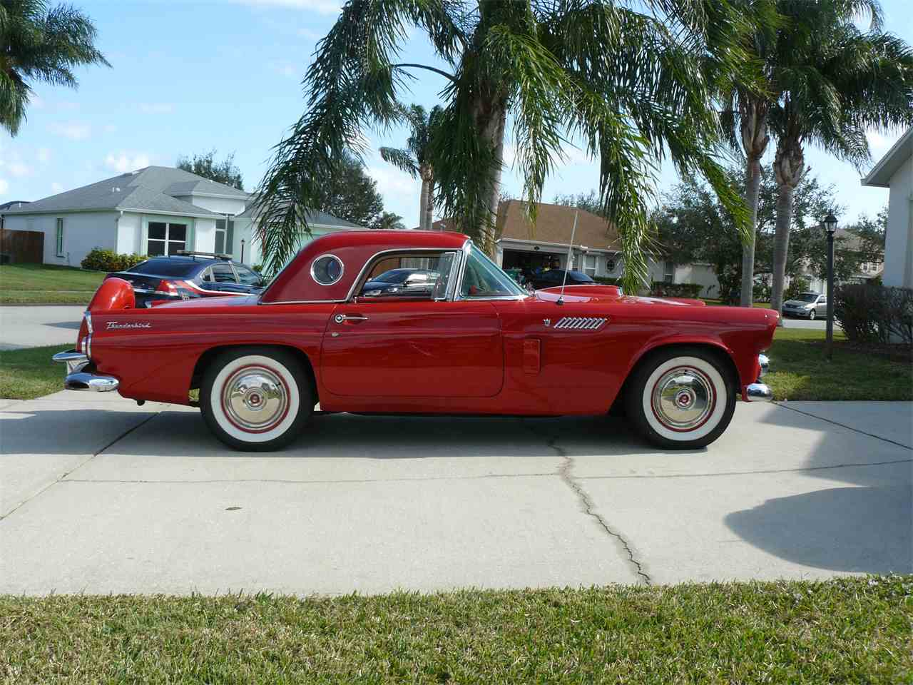 Large Picture of Classic 1956 Ford Thunderbird located in Florida Offered by a Private Seller - K4T1