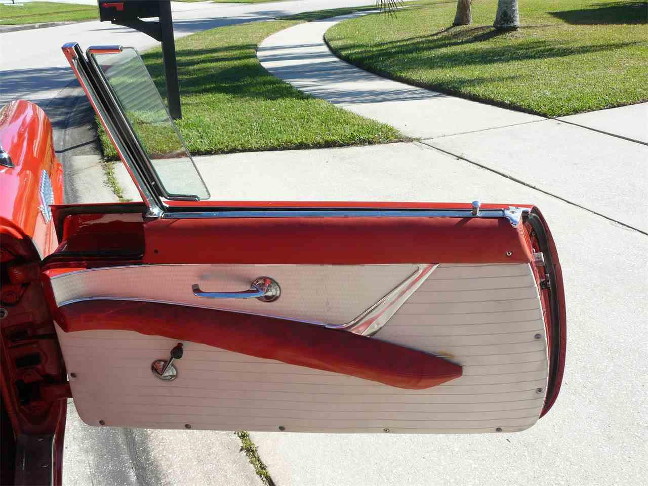 Large Picture of 1956 Ford Thunderbird located in Florida - $25,000.00 - K4T1